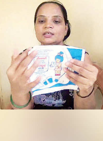 Mom worried about baby's health busts adulteration racket