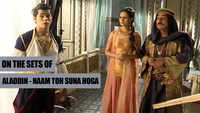 Aladdin - Naam Toh Suna Hoga: Ali saves ammi from being blamed for a theft