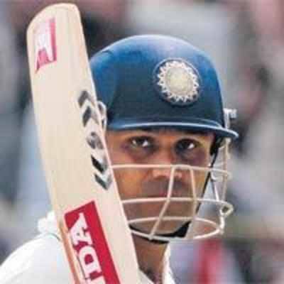 Cricket: Delhi's Ferozshah Kotla stadium gate named after Virendra Sehwag