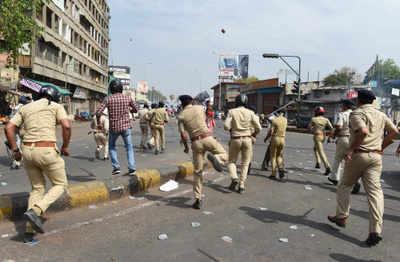 SC/ST protests: Bharat Bandh shakes up Gujarat