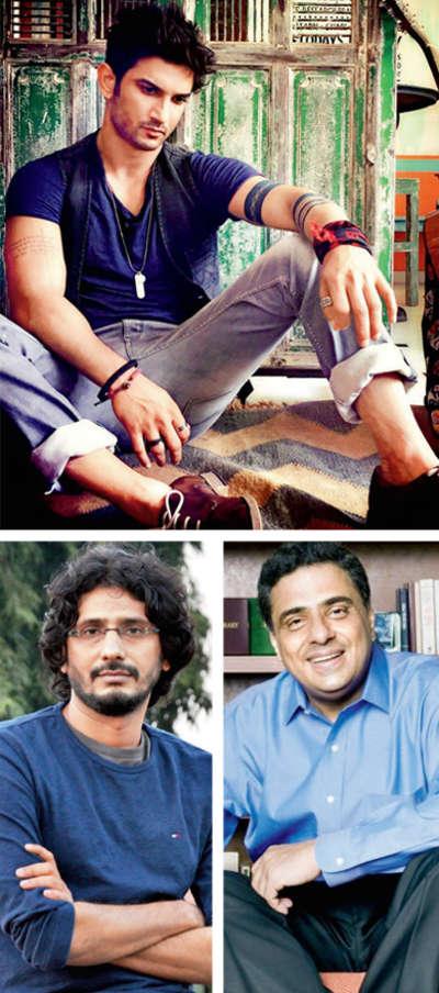 Sushant Singh Rajput gears up for Abhishek Chaubey's next revolving around the dacoits of Chambal