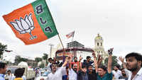 BJP takes out protest march in Kolkata over attack on Babul Supriyo