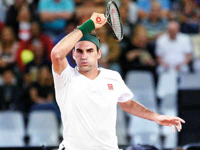 Really pumped up to play in Doha Open, says Federer
