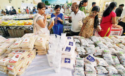 Faced with drought, govt asks farmers to switch to millets