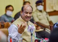 Lok Sabha Speaker congratulates JEE Advanced 2021 topper