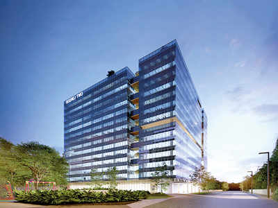 Amazon India leases 2.6 lakh sqft of office space at Godrej Two