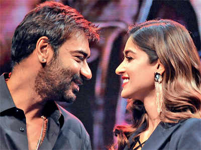 Ileana D'Cruz and Ajay Devgn eunite for Raj Kumar Gupta's Raid