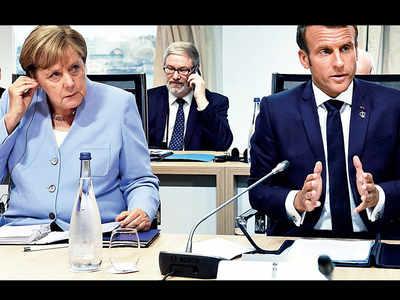 Merkel hails 'big step forward' in Iran talks