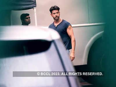 Revealed: Hrithik Roshan's new look for an upcoming film