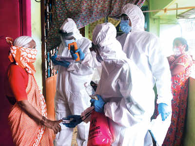 Mumbai: Critical cases fall, thanks to testing, early treatment; 250 ICU beds vacant across facilities