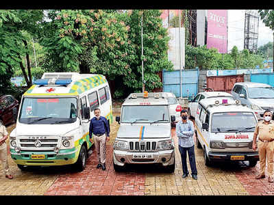 Action taken on ambulance providers who overcharged virus patients