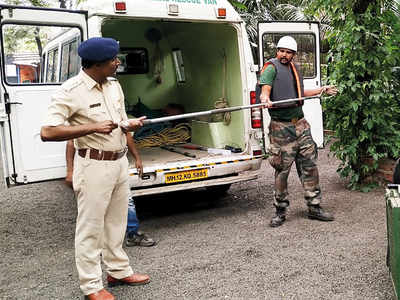 Forest dept readies first-response teams to aid wildlife rescue