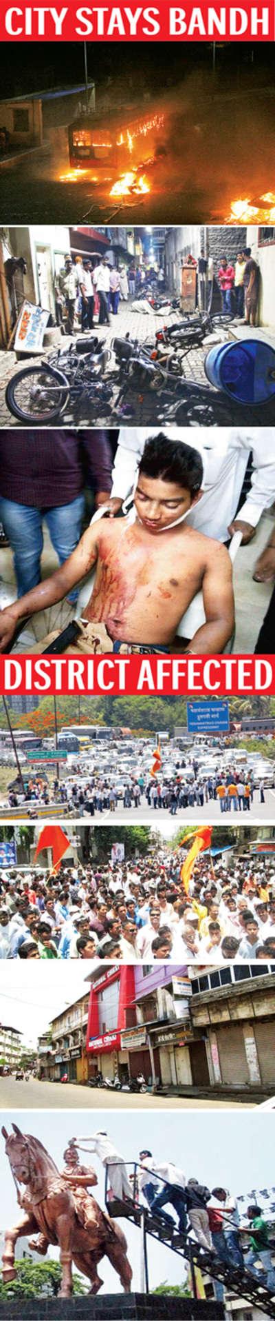 FB post shuts down Pune