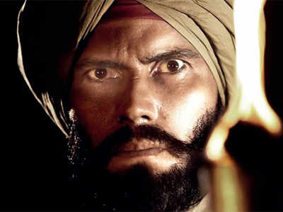 Now, the Battle of Saragarhi on TV