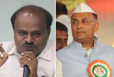 HD Kumaraswamy, Dinesh Gundu Rao say JD(S), Congress will fight Lok Sabha 2019 polls together