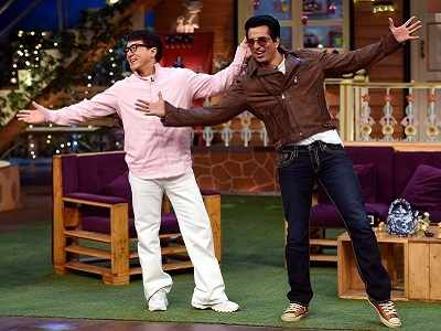The Kapil Sharma Show: Jackie Chan bursts into a song