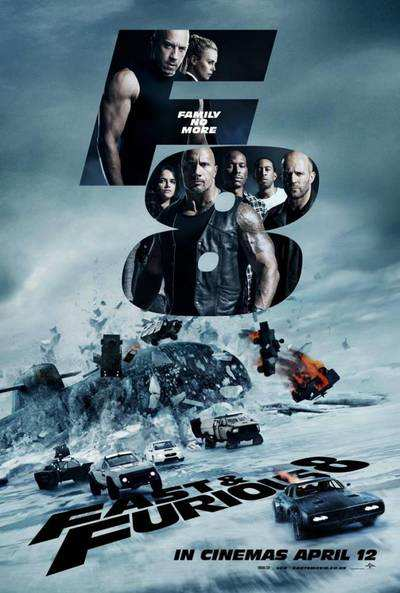 Fast & Furious 8 Movie Review