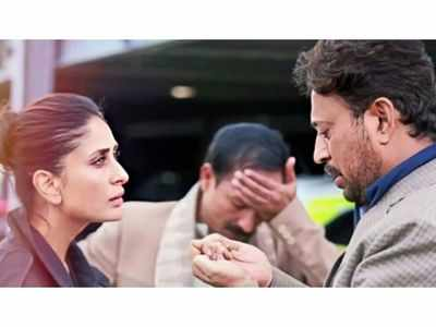 Kareena Kapoor and Irrfan Khan look intriguing in new still from Angrezi Medium