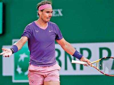 'Disaster' as Nadal's bid for 12th title ended by Rublev