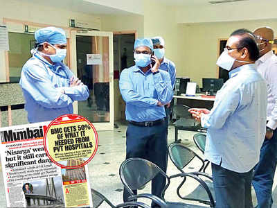 Health minister cracks the whip on private hospitals