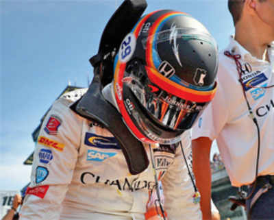 Alonso looking to add Indy 500 title to championship resume