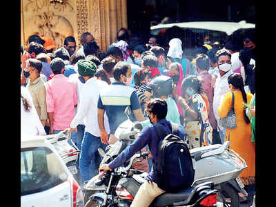 1,211 new cases, five deaths in Pune dist