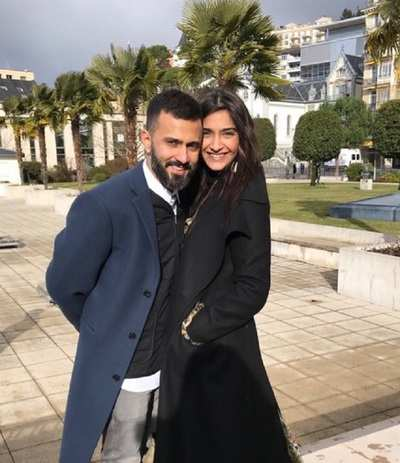Sonam Kapoor Ahuja, Anand Ahuja all set for Milan Fashion week