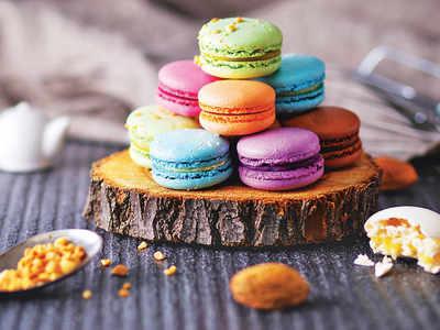 PLAN AHEAD: How to make macarons