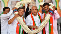 Yeddiyurappa wins stability in Karnataka with bypoll sweep