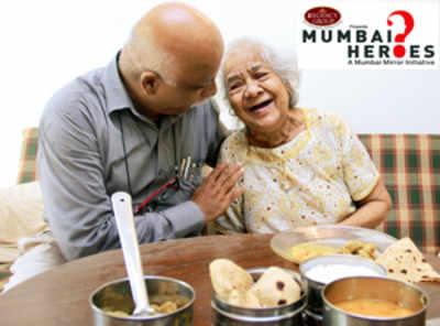 Mark D'Souza: He serves kind helpings