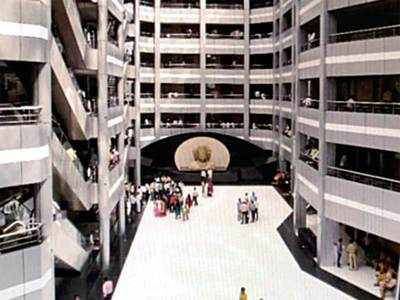 Offices at Mantralaya either shut or operating partially as coronavirus takes a toll on the staff
