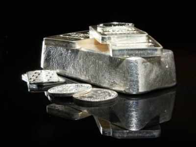 Silver futures gain Rs 57 to Rs 39,580 per kg