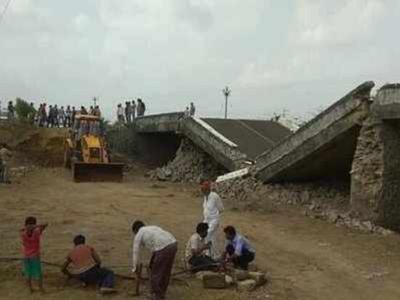 Fake alert: Congress makes false claim of PM Modi inaugurating a bridge that collapsed