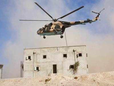 Myanmar rebels shoot down military helicopter