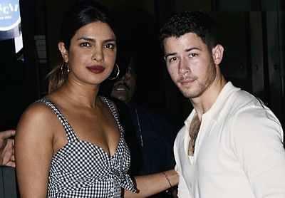 Priyanka Chopra-Nick Jonas's blossoming romance: Actress cheers rumoured beau at Singapore concert