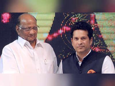 Mumbai cricket, not politics, discussed at Sachin Tendulkar-Sharad Pawar meet