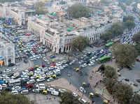 Delhi: Trial run for car-free CP, but seems less effective