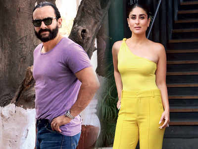 It's time for work-ation for Kareena Kapoor Khan and Saif Ali Khan