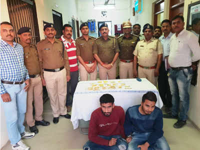RPF recovers Rs 10 lakh of Rs 12 lakh looted from train in Ahmedabad