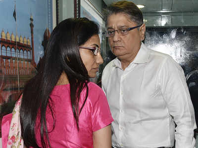 ICICI-Videocon case: Deepak Kochhar, husband of ICICI Bank's ex-CEO Chanda, arrested