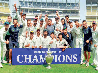 Vidarbha lifts Ranji Trophy again