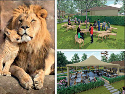 Abode of Asiatic lion gets grand makeover