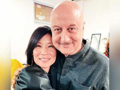 Kill Bill actress directs Anupam Kher in TV series New Amsterdam