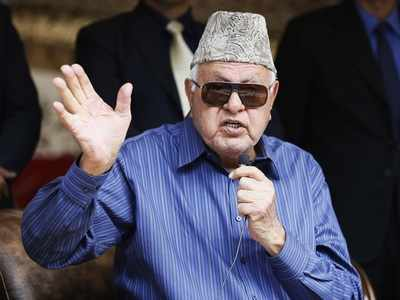 Farooq Abdullah arrested under Public Safety Act, can be held without trial for 2 years