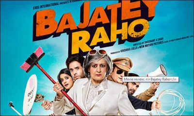 Film review: Bajatey Raho