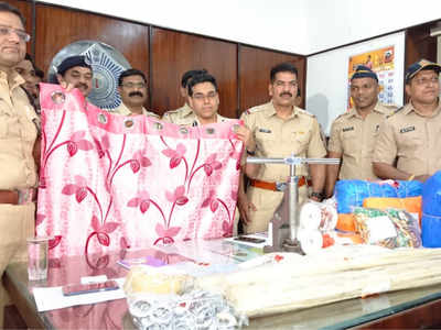 Drug racket worth Rs 38 crore busted by Amboli cops, four held