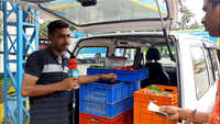 Watch: Mobile outlet sells jail food in Kerala