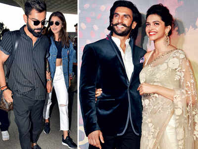Ranveer Singh and Deepika Padukone to promote a microphone band