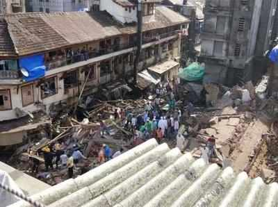 Mumbai rain: Husaini building came down minutes before my child's playschool started, says father