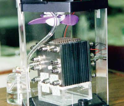 IISc develops novel approach to store hydrogen efficiently